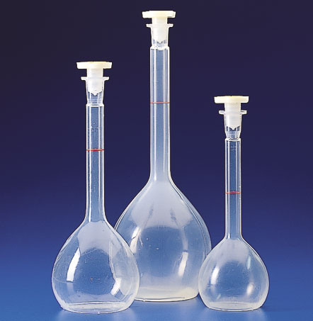 Volumetric flasks of PMP, 1000ml
