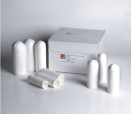 Cellulose extraction thimbles